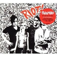 PARAMORE - RIOT! SPECIAL EDITITON CD + DVD ROCK NEW