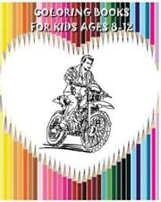 Coloring Books for Kids Ages 8-12 : Gorgeous Drawings (+100 Pages) by Camila...