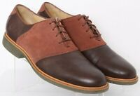 Cole Haan Grand.OS Great Jones Saddle Leather Casual Oxfords Men's US 11.5M