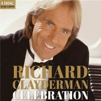 RICHARD CLAYDERMAN Celebration 3CD/DVD BRAND NEW Fatpack PAL Region 4