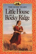 Complete Set Series - Lot of 8 Little House the Rose Years by Roger Lea Macbride