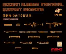 Meng 1:35 Modern Russian Individual Support Weapons Diorama Accessory #SPS048