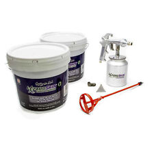 LIZARD SKIN LSCI-4GAL Kit Ceramic Insulation 4 Gal With Spray Gun