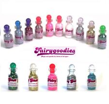 Small Vial Bottle Fairy Dust Face Body Nail Glitter Make-up - Girl's Party Bag