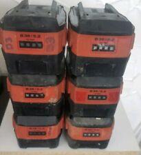 Hilti B 36/5.2 Batterys.  PRICE Is For 5 Batterys