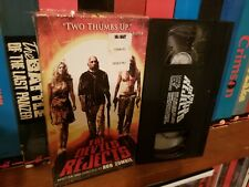 The Devils Rejects-Vhs•Lions Gate 2005•Rob Zombie•Sid Haig•