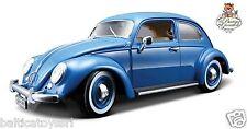 Burago - Volkswagen Kafer Beetle (1955) scala 1/18 12029