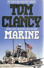Marine by Clancy Tom - Book - Soft Cover - Military