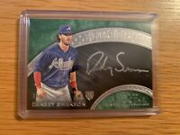 2017 Topps Five Star Dansby Swanson 10/15 RC Auto Atlanta Braves