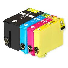 4 Ink Cartridges XL (Set) for Epson Stylus Office BX535WD & BX635FWD