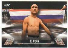 2017 Topps UFC Knockout #13 BJ Penn