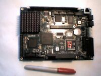 Arcom SBC-GXm-M0-F8 Fanless EBX Single Board Computer Motherboard Geode