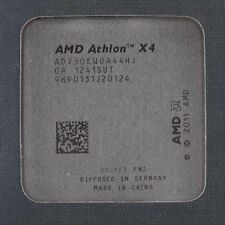 AMD Athlon II X4 750k 3.4 GHz Black Edition FM2+ (AD750KW0A44HJ) CPU Processor