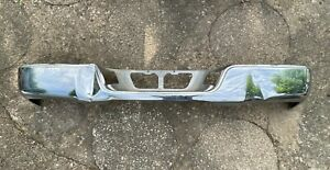 Rear Bumper Chrome OEM 07 08 09 10 11 12 13 Toyota Tundra