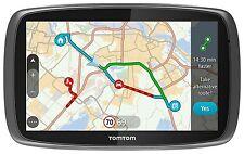 "TomTom GO 5100 5"" Sat Nav GPS System mit Weltkarten Speed Nocken 3D Maps Traffic"
