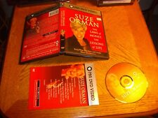 suze orman  the laws of money the lessons of life dvd pbs