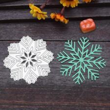 Metal Cutting Dies Stencils for DIY Scrapbooking Album Card Christmas Snowflake