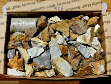 Gold & Silver Ore Small HUNKS Broken from Mother Lode 55 oz  #1426 Shop Clean Up