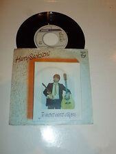 "HARRY SACKSIONI - Je Moet Eerst Vilegen - 1985 Dutch 7"" Juke Box Single"