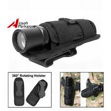 Rotatable Belt Clip Holster for Fenix Olight Streamlight MagLite Flashlight Lamp