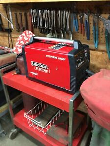 Lincoln 180 Dual Professional Mig Welder