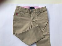 Polo Ralph Lauren Girls Jeans Trousers Chinos 2t,3t,4t,5,6