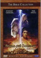 Sodom and Gomorrah (1962) New Sealed DVD