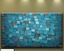 Huge Modern Abstract hand-painted Art Oil Painting Wall Decor canvas NO frame