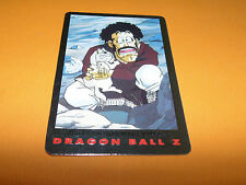 N°85 HERCULE & CHIEN CARD DRAGON BALL Z SERIE 2 1989 BIRD STUDIO SHUEISHA TOEI