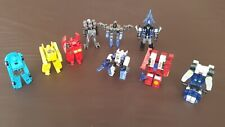 Transformers Lot!! ***STREET SPEED AIR MILITARY & EMERGENCY MINI CON TEAMS***
