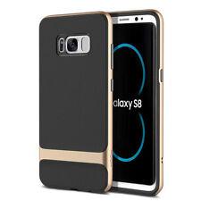 d'origine ROCK ÉTUI EN SILICONE ETUI NOIR OR pour Samsung Galaxy S8 plus g950f