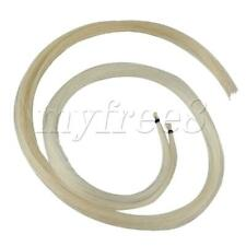More details for 2pcs violin tail hair violin bow hair components white
