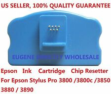 Epson Ink Cartridge Chip Resetter  Stylus Pro 3800 3800C 3805 3850 3880 3890 New