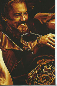 BOOM! STUDIOS SONS OF ANARCHY #3 1:10 Variant Cover! FX TV SERIES