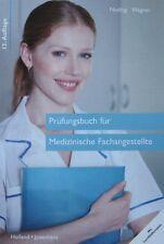 Prüfungsbuch für Medizinische Fachangestellte 2009