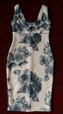 JANE NORMAN FLORAL LACE DRESS 12