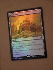 MTG MAGIC ETERNAL MASTERS 2016 - WASTELAND (NM) FOIL