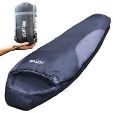 EXPLORER Schlafsack Light 600 -Leichtgewichts Hüttenschlafsack Mini Packmaß 700g