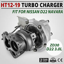 HQ Turbo Turbocharger HT12-19 for Nissan Navara ZD30 D22 14411-9S00A Good