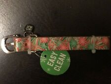 (XS) Christmas Candy Buckle Dog Collar w/ Bell, Top Paw, 8''-12'', NEW