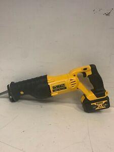 DeWALT 18V Reciprocating Saw With Battery