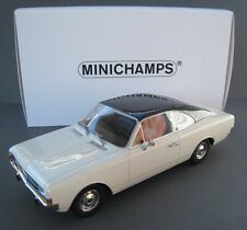 Opel Rekord C Coupe 1966  Minichamps  1:18  OVP