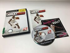 NBA 2K8 COMPLETE PS2 Sony Playstation 2
