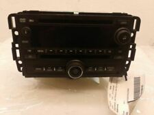 20940022 Radio Receiver Part Dvd # 20940022 11 2011 Chevy Traverse