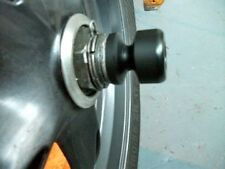 HONDA VFR800i 1998 - 2001  REAR AXLE MUSHROOMS SLIDERS PADDOCK STAND BOBBINS S7A