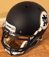 Notre Dame Football 2018 Shamrock Series Authentic Schutt XP Full Size Helmet