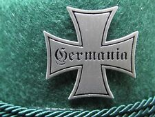 Iron  Cross - Germania Oktoberfest/German Military Hat Pin