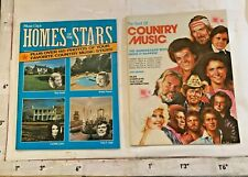 Country Music Nashville 1977 Homes of the Stars Dolly Parton+ & Best of Fan Club