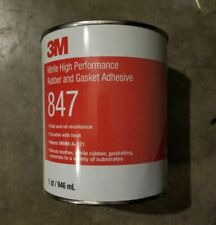 3M 847/Gasket Sealant,1 qt Can,Brown,
