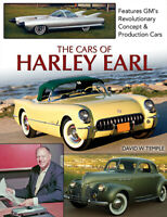 The Cars Of Harley Earl  Book